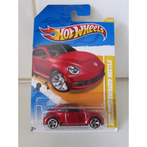 Hot Wheels 2012 Volkswagen Beetle