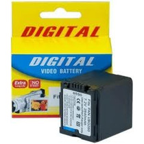 Bateria Compativel Panasonic Vw-vbg6 P/ Ag-ac7 Ac130 Hmc80