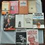 Lote X 10 España Novela Ensayo Antiguo Literatura