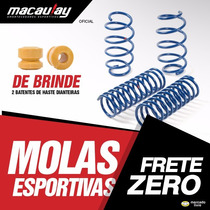 Molas Esportivas Macaulay Oficial - Ford Eco Sport (2013...)