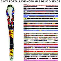 Cinta Portallave Moto Carro Auto Motoneta Precio De Fabrica
