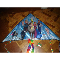 Barrilete Frozen 1,30m X 0,65m Animal Completo
