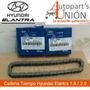 Cadena De Tiempo De Hyundai Elantra 1.8/2.0