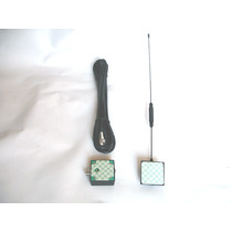 Antena Celular P/ Booster Repetidor 900 ,1800 C/ 4,5mts Cabo