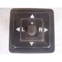 Botao Controle Retrovisor Eletrico Pajero Gls Glx 94 - 98