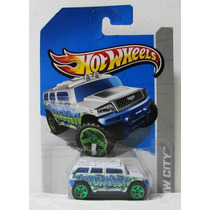 Rockster Hot Wheels 2013