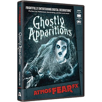 Video Atmosfearfx Ghostly Apparitions Halloween