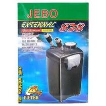 Filtro Canister Jebo 838 1200 L/h 220v Paraíso Dos Aquários