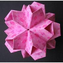 Kusudama - Origami Modular