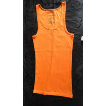 Aeropostale Camiseta Regata Feminina Preco Reduzido