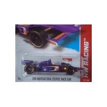 Carrinho Hot Wheels 2011 Indycar Oval Course Race Coleção 13