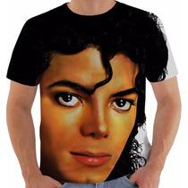 Camiseta Michael Jackson Modelo 27 Color