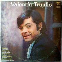 Valentin Trujillo Lp Homonimo 1979 Material Inconseguible
