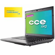Notebook Cce Chromo 323l/core I3-2310m/ 2gb/ 500gb