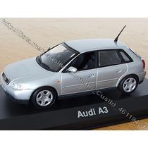 Audi A3 1/43 - Comprando Hoje Sera Enviado Dia 29/09