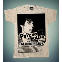 Playera Loust, The Talking Heads