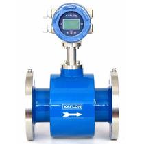 Medidor De Flujo Electromagnético Dn200mm Caudalimetro