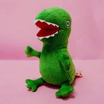 Dinossauro Do George Pig De Pelúcia Da Peppa Pig Pepa