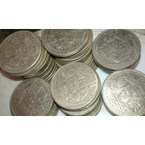 Monedas 50 Pesos 1982 A 1984
