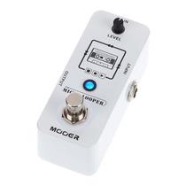 Pedal Micro Looper Mooer-loop -gravação - Novo-frete Grátis