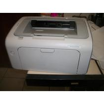 Impressora Hp Laserjet P1005 Funcionando Usada