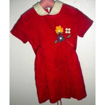 Vestido De Niña Color Rojo