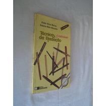 * Livro - Tecnicas De Redação - Portugues - Didatico