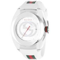 Reloj Para Hombre Gucci Ya137102 Original Importado