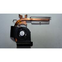 Cooler Dissipador Samsung Notebook R430 R440 Rv411 Rv415 Rv4