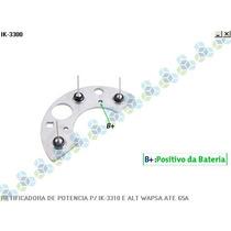 Placa Retificadora 55a Diodo 35a Bob Cat M-711-ms - Ikro