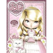 Álbum Figurinhas Jolie - Completo - Para Colar