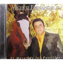 Vicente Fernandez Jr - El Mayor De Los Potrillos Imp Usa