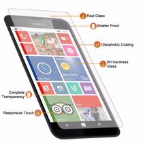 Mica Cristal Templado Premium Nokia Lumia 640 Xl N640 Xl