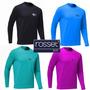 Camisa C/ Proteção Uv Fpu 50+ Esportes, Pesca, Ciclismo