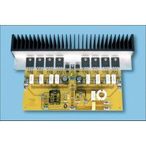 150 Projetos Esquemas Amplificadores De Áudio