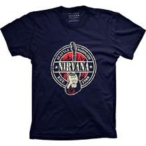 Camisetas Banda Nirvana Lançamentos Smile Vários Modelos