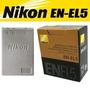Bateria En-el5 Original Nikon Câmera P500 P510 P520 Coolpix