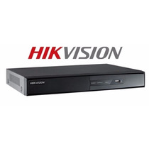 Dvr Analógico Hikvision Ds-7204hwi-sh / 4 Canales