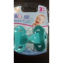 Chupon Rascaencias Y Mordedor Para Bebes 3m+ Boogy
