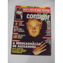Contigo - Nº 986 -novelas: Pátria Minha / A Viagem / Éramos