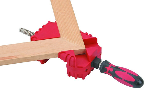 Pinza prensa abrazadera madera juntas esquinas carpintero - Carpintero de madera ...