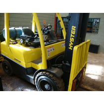 Empilhadeira Hyster 50 Ft 2,5 Tons.2006 T. Triplex