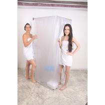 Sauna Residencial A Vapor Móvel Cigana | Modelo Inédito