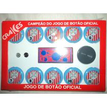 Futebol De Botão Oficial Crakes - Seleção Do Paraguai