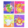 Bolsa 3d Infantil Con Animales - Oferta Tutti