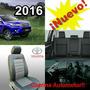 Fundas Cubre Asiento Toyota Hilux 2016