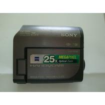 Lcd Montado Camera Mini Dv Sony Mod: Dcr-hc48