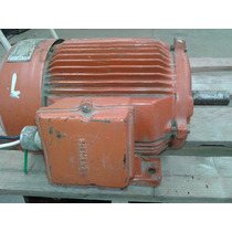 Motor Electrico Siemens Trifasico 2 H.p. 900 Rpm