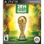 Fifa World Cup Brazil 2014 Ps3 Entrega Después De Las 20 Hs