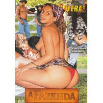 Dvd A Fazenda Panteras (usado)